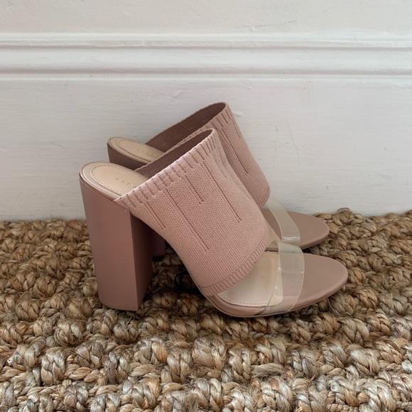 Zara Shoes - NWT Zara heel